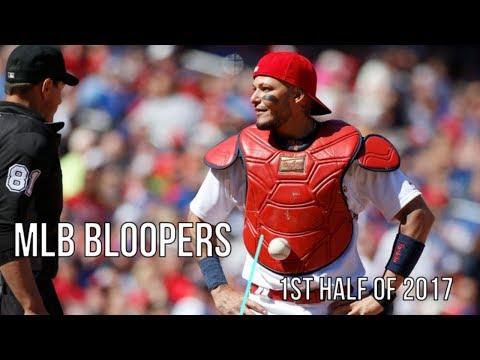 MLB BEST BLOOPERS OF SEASON 2017 ᴴᴰ