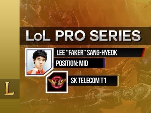 SK T1 faker playing talon mid (SEASON 4)