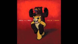 Fall Out Boy - 20 Dollar Nose Bleed (audio)