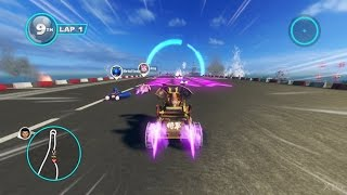 Sonic & All-Stars Racing Transformed PC Gameplay HD