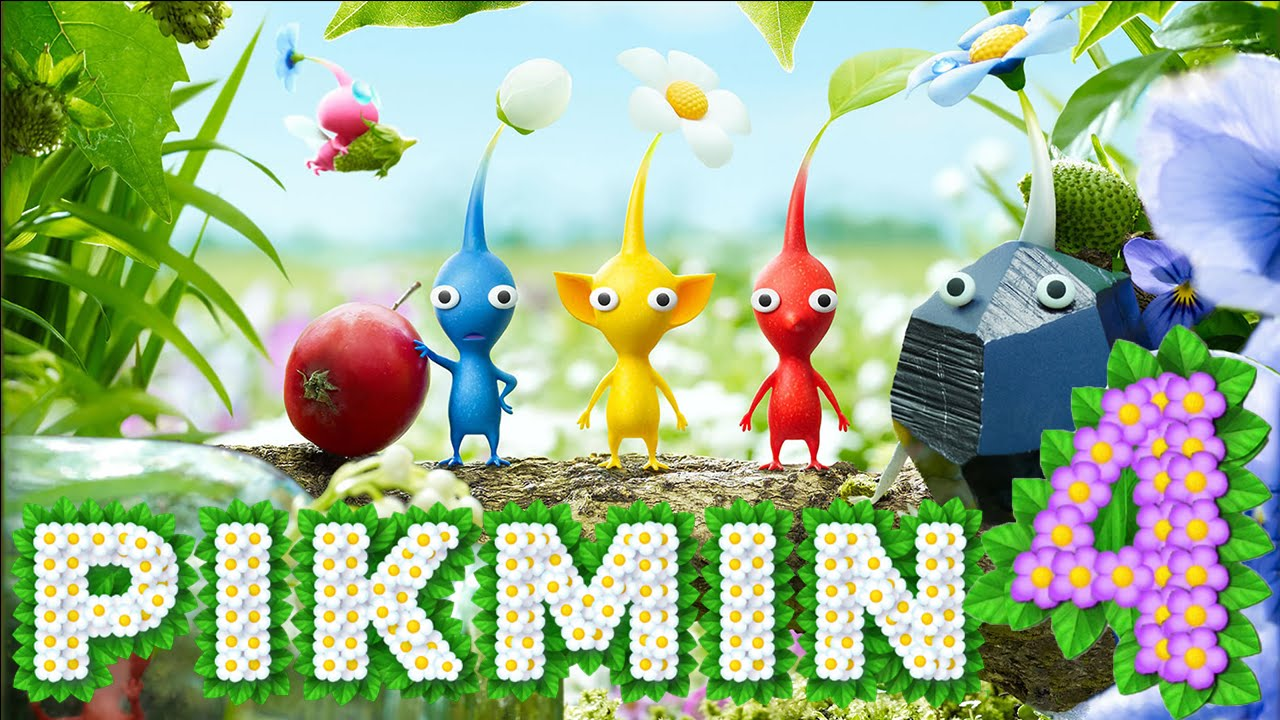 pikmin 4 trailer nintendo switch