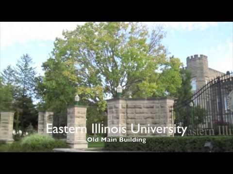 Eastern Illinois University (EIU) campus tour