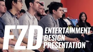 Entertainment Design Presentation @ FZD September 2016