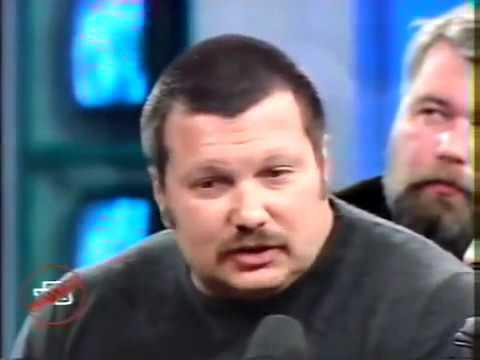 Владимир Соловьев в 2001 году о Путине и свободе слова