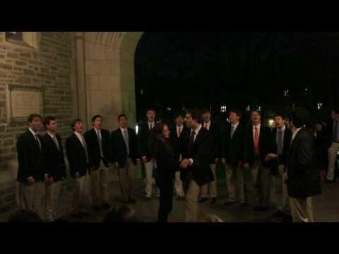 Kiss the Girl - Princeton Tigertones (2011 Princeton Preview) Mp3