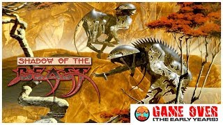 Download Game Over: Shadow of the Beast (TurboGrafx-CD, Amiga & More