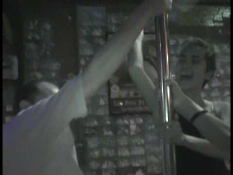 Mark Pole Dancing