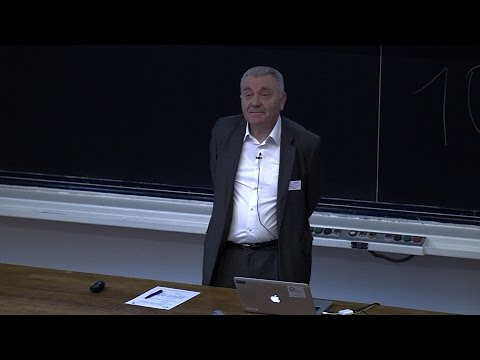 16/11/2015 - Jean-Pierre Bourguignon - General Relativity and Geometry