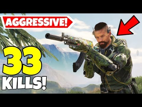 SUPER AGGRESSIVE RUIN JUNGLE SKIN GAMEPLAY IN CALL OF DUTY MOBILE BATTLE ROYALE!