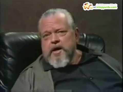 """Orson Welles: """"Hemingway bana birkaç kez intihar edeceğinden bahsetmişti."""""""