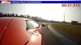 Aventador TOP SPEED 370 km/h & Hockenheim Lap Test sport auto New Lamborghini LP 700-4