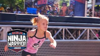 American Ninja Warrior Junior Qualifier EP 5 FULL OPENING CLIP   ...
