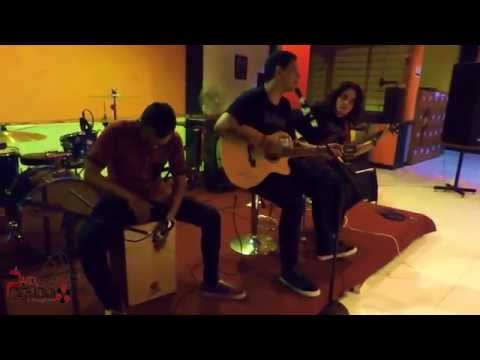 Atlas Melody   Shymphony Kegelapan Cover Kapital live acoustic version
