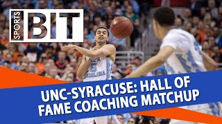 North Carolina Tar Heels at Syracuse Orange | Sports BIT | NCAAB Picks