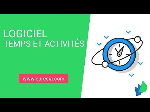 Présentation du logiciel Gestion des Temps & Activités - solution SIRH Eurécia