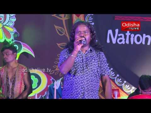Pakhaana Upare Jharana Panire   Sambalpuri Folk Song   FT Sarbeswar Bhoi