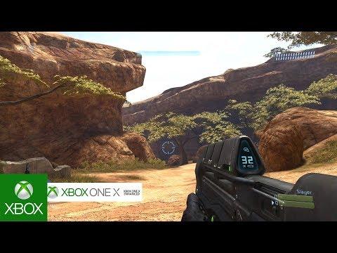 Игры по обратной совместимости с Xbox 360 будут улучшены под Xbox One X
