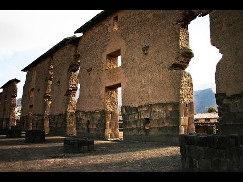 Temple Of Viracocha: Ancient Megalithic Energy Conductor In Peru?