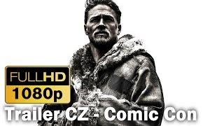 Král Artuš: Legenda o meči (2017) CZ HD Comic Con TRL