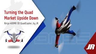 JR Ninja 400 3D FUN