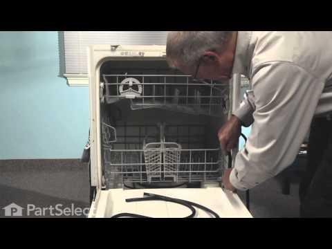 Dishwasher Repair- Replacing The Door Gasket (Whirlpool Part # 902894)