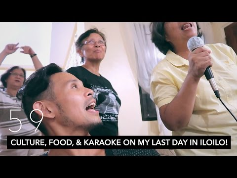 CULTURE, FOOD, AND KARAOKE ON MY LAST DAY IN ILOILO // ILOILO DAY 9 | VLOG 59