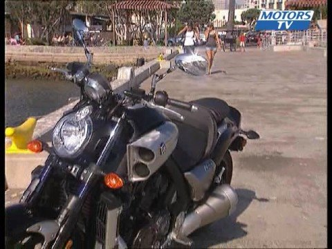 Yamaha VMAX Test Ride Review