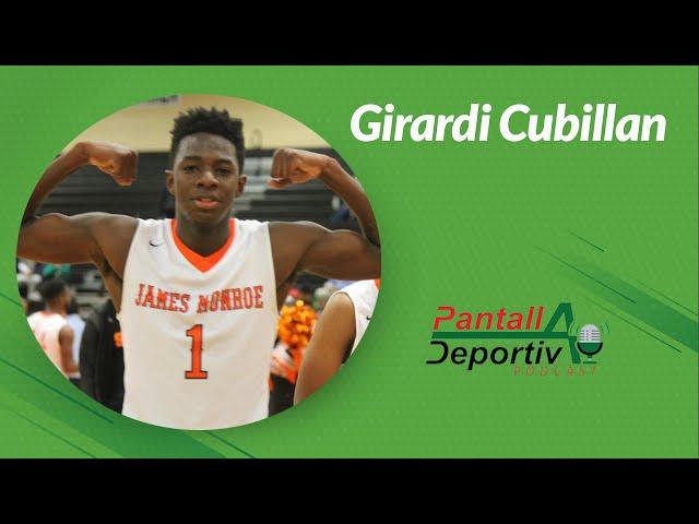 Pantalla Deportiva Podcast 1: Entrevista con Girardi Cubillan