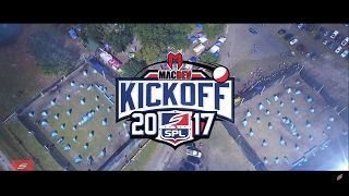 2017 SPL MacDev Kickoff Highlight | Social Paintball League