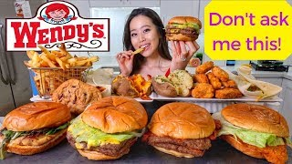 wendy's commercials