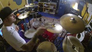 Steve Aoki - Why Are We So Broken feat. Blink 182 (Punk Rock Drum Cover)