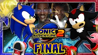 Sonic Adventure 2 HD PC (1080p 60FPS) - Hero Story - FINAL