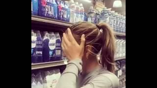 Maria Sharapova - Evian Grocery Shopping