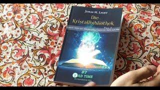 Blick ins Buch: Fantasyroman »Die Kristallbibliothek – Teil 2 (Tad Time #7)«