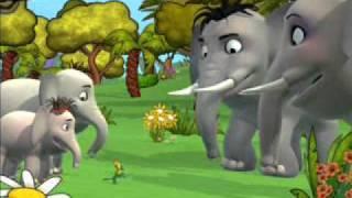 הפיל שרצה להיות הכי פרק-4