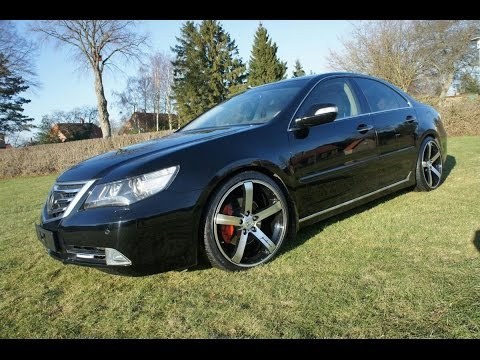 honda legend acura rl kb 2 3 7 v6 with 20 wheels youtube. Black Bedroom Furniture Sets. Home Design Ideas