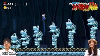 さなぴーの『スーパーマリオメーカー』チャレンジ30連発30日目! さな 検索動画 17