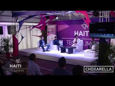 Haiti Tech Summit 2017 - Islands of Innovation: The Innovation Startup Ecosystem