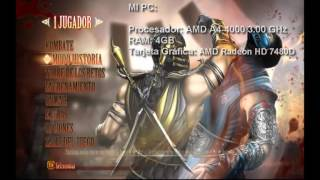 Como Acelerar Mortal Kombat Komplete Edition y Desbloquear a Los Jefes