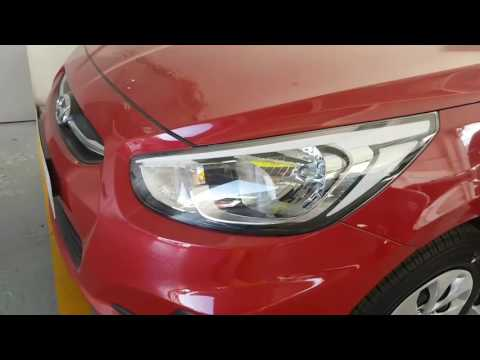 A LOOK BACK AT THE HYUNDAI ACCENT 2016 MODEL CEBU CITY PHILIPPINES