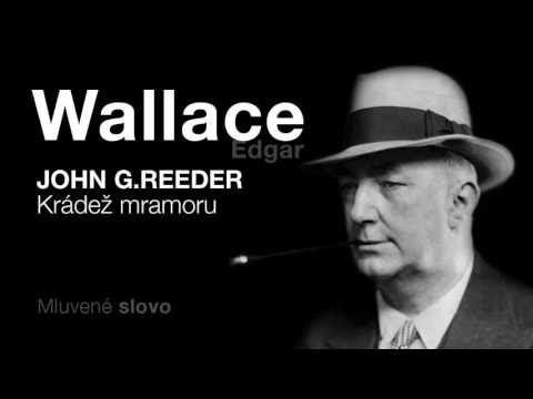 MLUVENÉ SLOVO   Wallace, Edgar   Krádež mramoru DETEKTIVKA