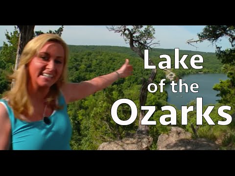 Family Travel With Colleen Kelly - Lake Of The Ozarks, Missouri