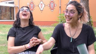 Warpaint interview - Stella and Jenny Lee (part 1)