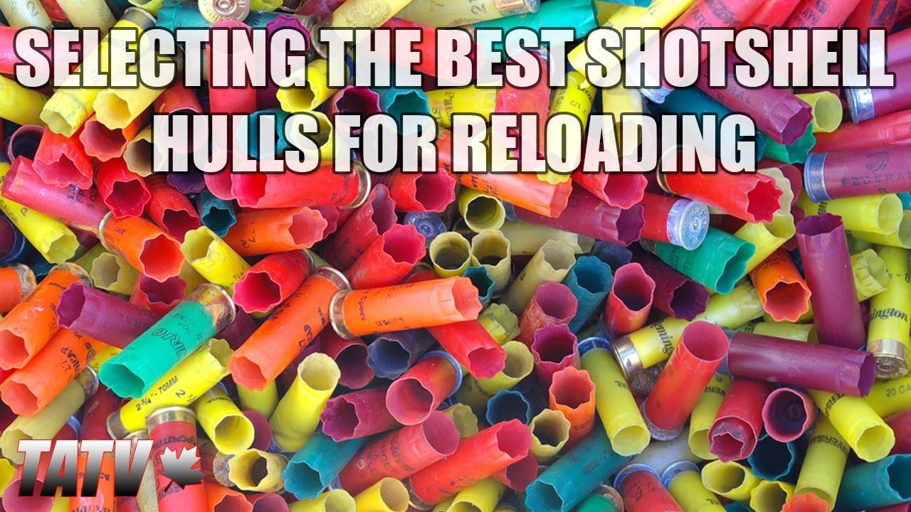 Selecting the Best Shotshell Hulls for Reloading