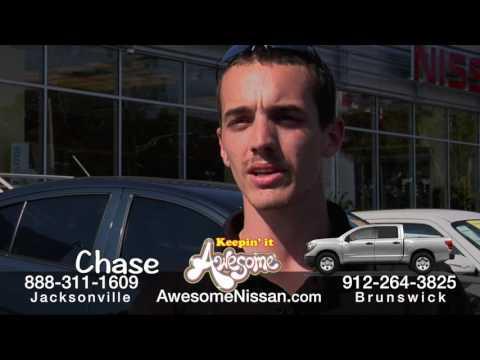 Nissan Titan - Brunswick, GA - at Awesome Nissan - New Diesel Engine