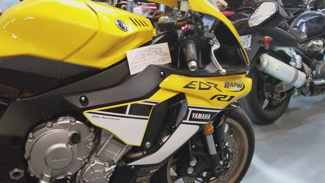 R1 , Rapid Bike Evo, Arrow 3/4 system and EDR ecu flash