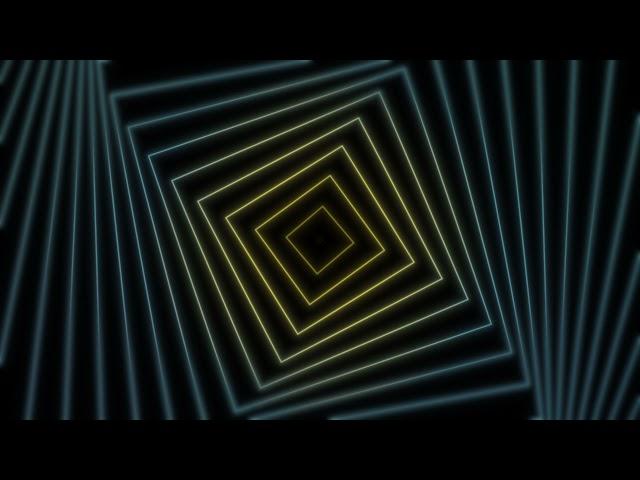 Square VJ Loop - Free Motion Graphics