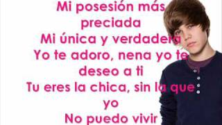 Justin Bieber - Favorite Girl (Traducida al Español)