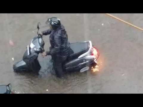 Panjim in rains