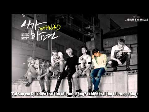 [9496's][VIETSUB] Put Your Hands Up - GOT7 [MAD EP]